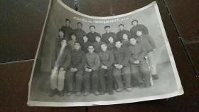 照片 1978年欢送老同志合影