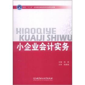 小企业会计实务杨雄北京理工大学出版社9787564064396