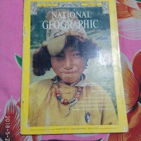 NATIONAL GEOGRAPHIC:美国国家地理英文版1977年