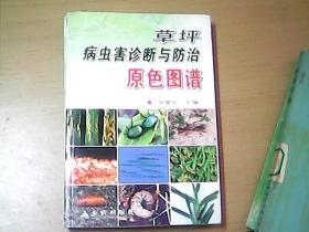 草坪病虫害诊断与防治原色图谱