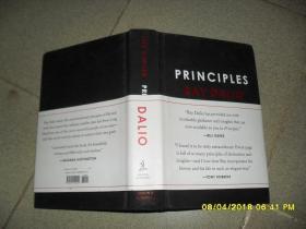 "Principles: Life and Work(9品小16开布面精装2017年英文原版567页参看书影描述原则:生活与工作,戴利奥本人曾被《时代》杂志评为世界上100位最有影响力的人物。被称为""投资史蒂夫·乔布斯""和""金融界的哲学家王"")41778"