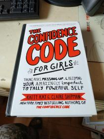 The Confidence Code for Girls 女孩的信心守则 英文原版