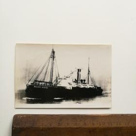 民国照片  希腊轮船