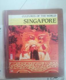 cultures of the world singapore世界文化  新加坡(英文版)