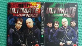 反恐特战队  DVD 8碟装