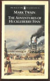 Mark Twain:The Adventures of Huckleberry Finn