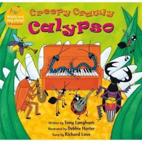 Creepy Crawly Calypso(A Barefoot Singalong)跟随音乐跳起来