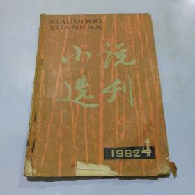 小说选刊 1982(4)