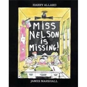 Miss Nelson Is Missing!  尼尔森小姐不见了 英文原版