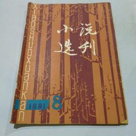 小说选刊 1981(8)