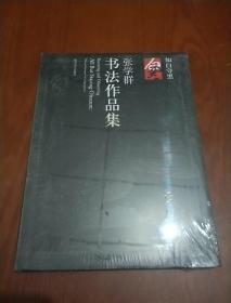 知白守黑 张学群书法作品集(全新未拆封)