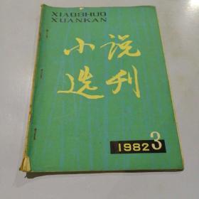 小说选刊 1982(3)