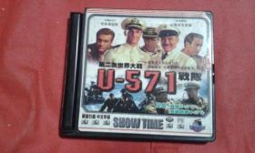 电影碟VCD-U-571战队