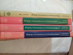 [英文原版]进化生物学Evolutionary Biology VOLUME 2.3.4.5。共四本合售