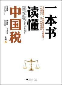 蓝狮子财经丛书:一本书读懂中国税