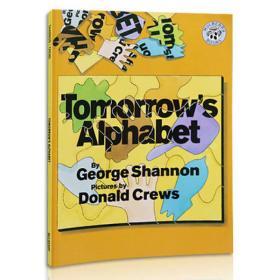 Tomorrows Alphabet (Mulberry Books) 英文原版