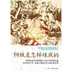 全球儿童文学典藏书系·升级版.第2辑:钢铁是怎样炼成的
