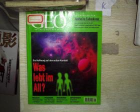 GEO MAGAZIN(1998  1 )(外文地理)   01