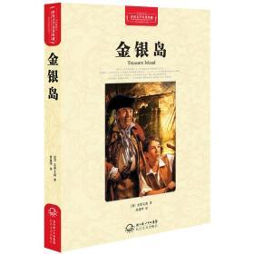 世界文学名著典藏:金银岛(精装)
