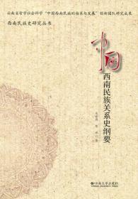 西南民族史研究丛书:中国西南民族关系史纲要