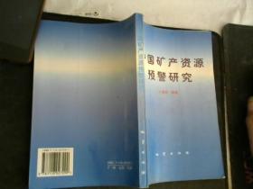 中国矿产资源预警研究