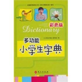 多功能小学生字典 彩色版
