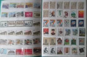 1992年-2017年编年邮票信销散票套票(约217张)