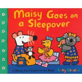 Maisy Goes on a Sleepover 梅西的故事:梅西去借宿