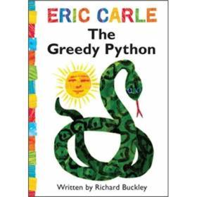 The Greedy Python  Board Book