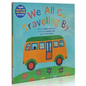 We All Go Traveling By[Book+CD][我们一起旅行]