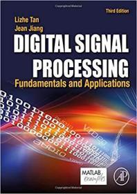 Digital Signal Processing: Fundamentals and Applications 0128150718 9780128150719