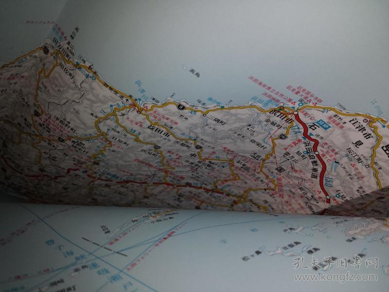日本滋贺県交通地図。。。。。