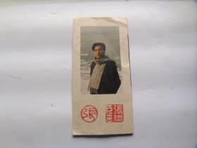 张佑臣书法艺术简介(折装)