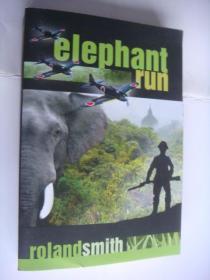 elephant run 英文原版大32开