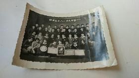 照片 四平高中八一师生合影 1960年