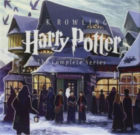 正版fs-9780545596275-Harry Potter the Complete Series 哈利波特(1-7册)