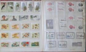 1992年-2002年编年邮票新套票(43套约182张)