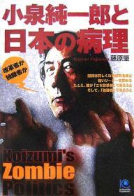 日文原版书 小泉纯一郎と日本の病理 改革者か独裁者か (Kobunsha paperbacks) 藤原肇