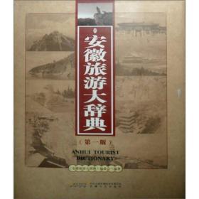 安徽旅游大辞典(第1版)(精)
