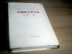 中国现代文学史资料丛书(乙种)《中国新文学大系小说二集》【影印本】