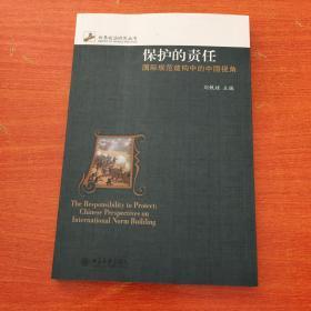 保护的责任:国际规范建构中的中国视角