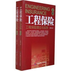 工程保险:工程风险评估理论与实践  下册