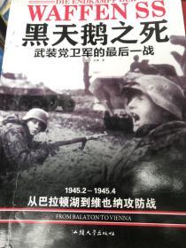 黑天鹅之死-武装党卫军的最后一战:1945.2--—1945.4 从巴拉顿湖到维也纳攻防战