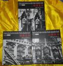 非凡的欧洲建筑艺术写真系列:立雕体饰、裙雕边饰、墙雕面饰(3册合售)