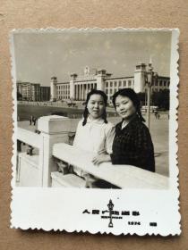 七十年代 南昌人民广场 合影