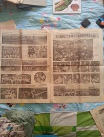 辽宁日报(1977年8月22日)2张