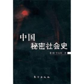 中國秘密社會史