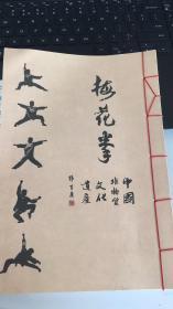 中国非物质文化遗产——梅花拳 (线装)