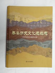 泰安历史文化遗迹志