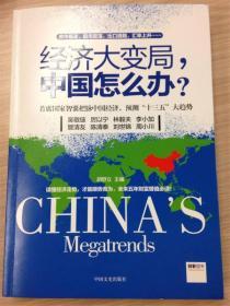 经济大变局,中国怎么办?